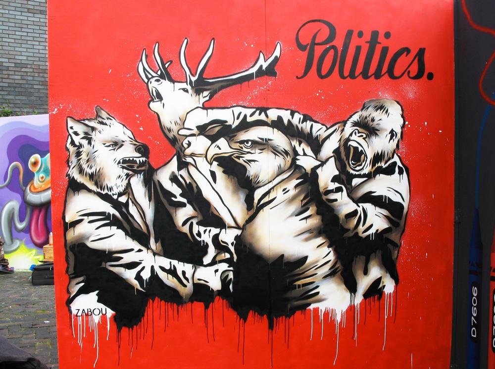 Politics by Zabou