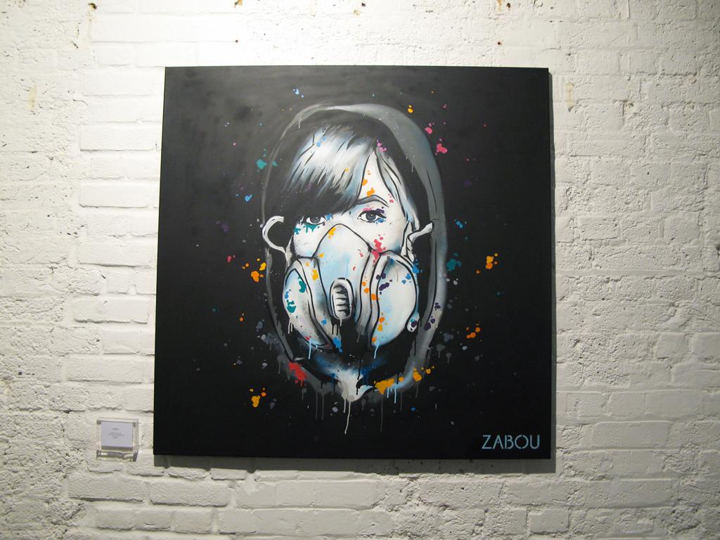 Zabou - Selfportrait