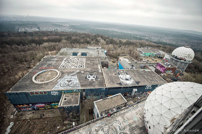 Teufelsberg - Photo By Nina Kramer