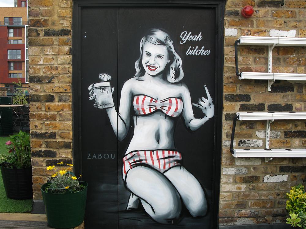 "Title: ""Rock On!"" – Zabou – London, UK – 2015"