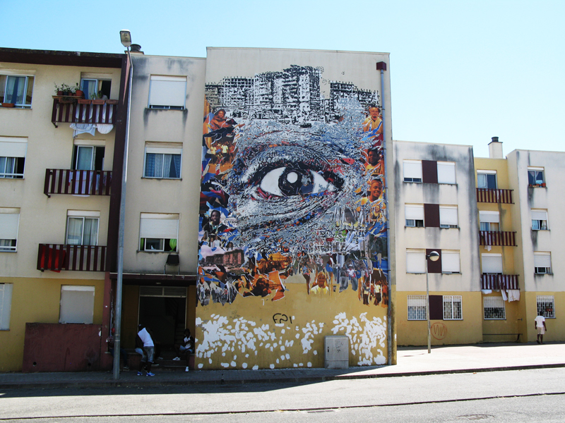 Vhils (unfinished)