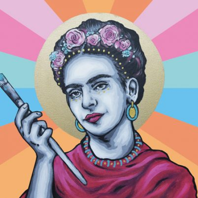GICLÉE PRINT // REPRODUCTION 'FRIDA'