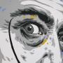 SCREEN PRINT // SÉRIGRAPHIE 'DALI' HAND-FINISHED – ZEBRA