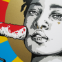 SCREEN PRINT // SÉRIGRAPHIE 'IN ART WE BELIEVE'