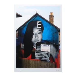 GICLEE PRINT // REPRODUCTION 'MODERN-DAY ADDICTION'