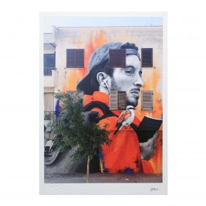 GICLEE PRINT // REPRODUCTION 'NO LOOKING BACK'