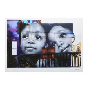 GICLEE PRINT // REPRODUCTION 'SISTERS'