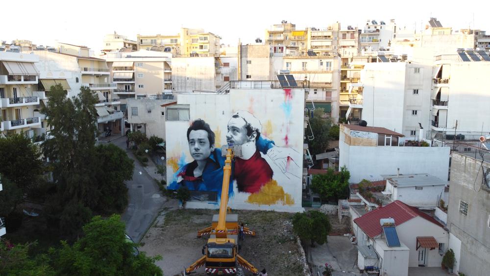 Zabou - Street Art Portraits